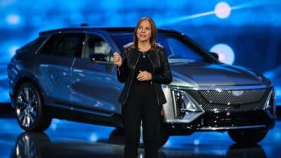 GM's Barra talks to investors Oct 2021