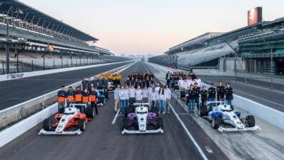 Indianapolis Autonomous Challenge Teams