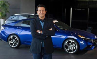 Jose Munoz - with Hyundais