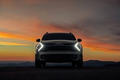 Kia teases new SUV