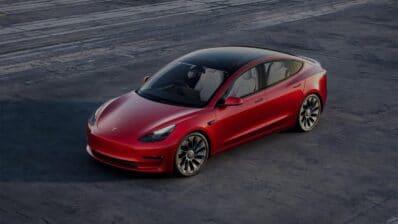 Tesla Model 3 - RHD
